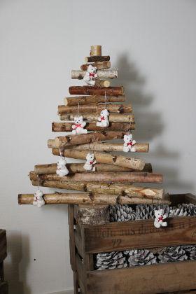 arbre bois deco