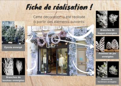 Rochefort-Sapins-décoration-Noël-vitrine
